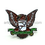 promotion top quality metal school metal badge medal emblem