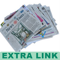 Digital Flex Printing Machine Manufactures Sell Old Newspapers Newsprint Paper