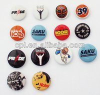 Button Badge, Tin Badge, Metal Badge, Can Badge, Pin Badge, Badge, Pin, Tin, Metal, Promotional Badge, Promotion Badge