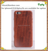 Latest Design Blank Back Rose Wood Ultra Slim Luxury Custom phone case for iphone 6 6s plus