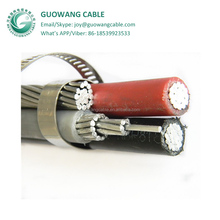 3X35mm+54.6+16 ABC kabel /PVC/XLPE/Aluminum Conductor/3X35mm2 ABC cable