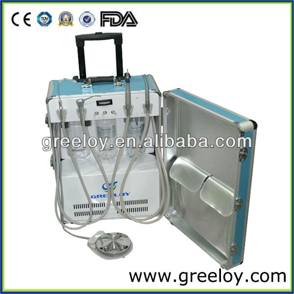 Portable Dental Unit with Fashionable Design Brand New GU-P204