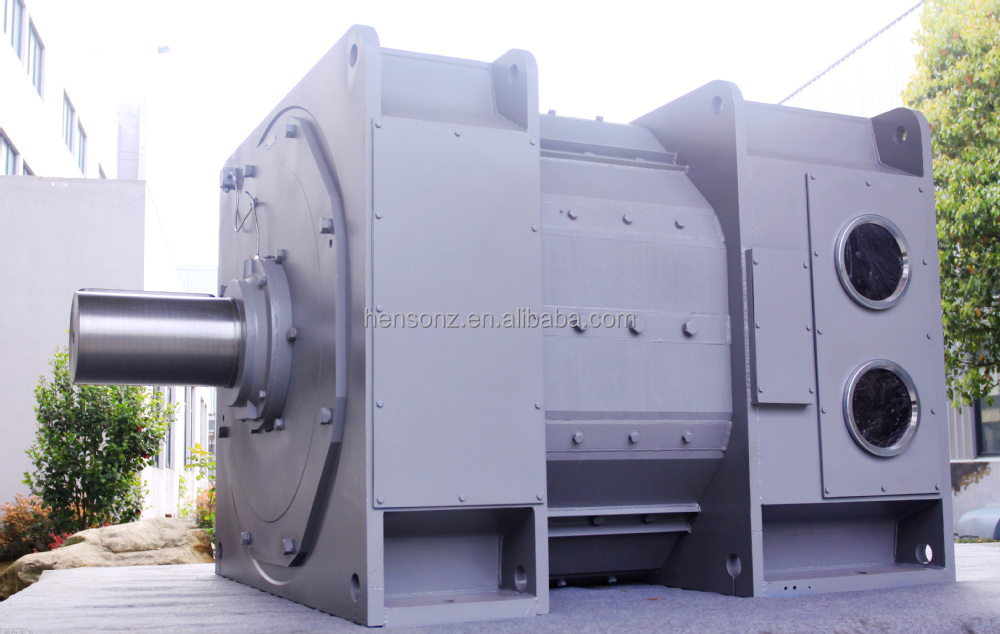 3 Phase Drive Motor Electric Brushless Dc Crane Motor 400v
