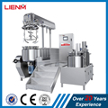 Industrial Blender Mixer CE Standard Vacuum Emulsifying Machine