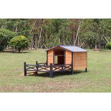 Wholesale Outdoor Dog House Wooden Large