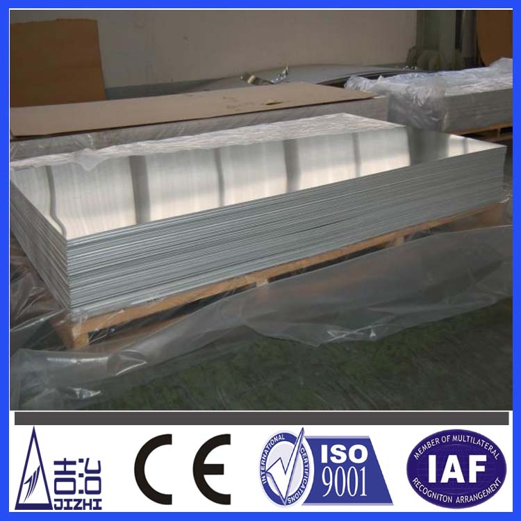 7075 Perforated Reflective Aluminum Sheet For Aluminum Concrete Formwork