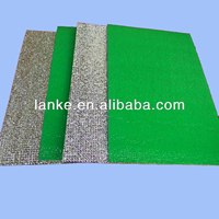 good reflactive foil backed foam insulation board