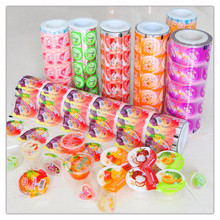 Cheap price Jelly yogurt plastic heat seal cap cup sealing film roll packaging