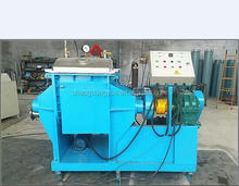 Screw discharging silicon sealant kneader / rubber sealant mixer with vacuum system