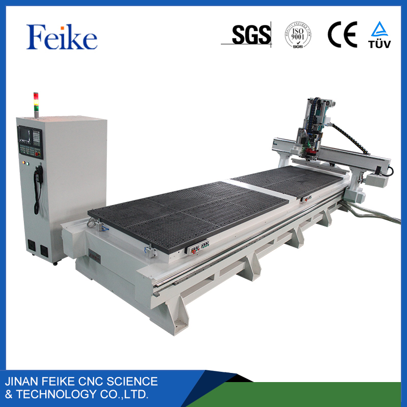 Discount price 1325 nesting cnc router carving woodworking machine for wooden door making