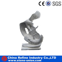 Natural marble Hand carved Stone Eagle carved statues