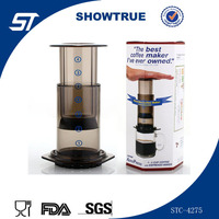 Factory direct sale aeropress coffee maker made in china