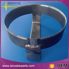 packaging industry die cutting round saw blade with handle