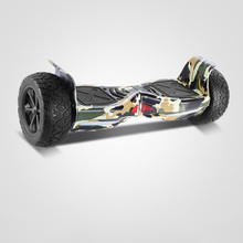 10 Inch Off road hoverboard Self Balancing lightweight electric mobility scooter