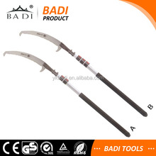 telescopic reach pole long Handle tree pruning saws