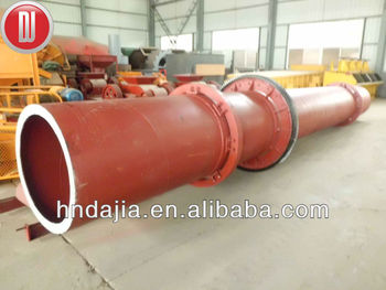 Organic Fertilizer Rotary Drum Dryer/Roatry Drier/Drying machinery