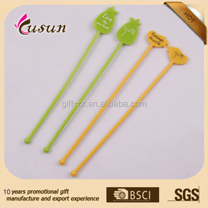 Swizzle Sticks Bar Tools Type and Bar Tools Type plastic cocktail mixer