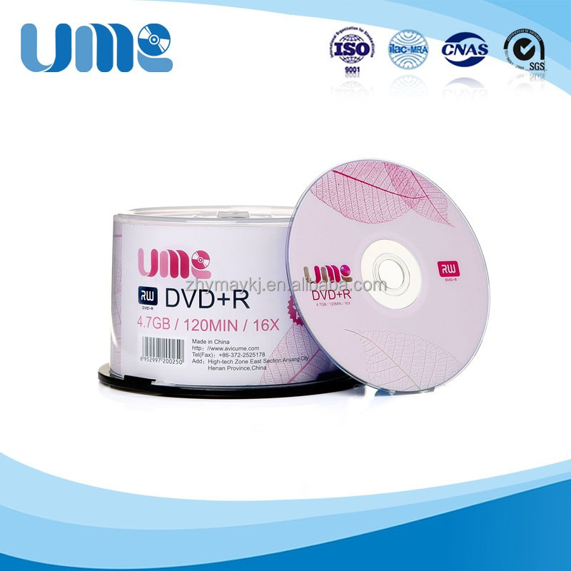 <strong>dvd</strong> disk manufacturer blank <strong>DVD</strong>+<strong>R</strong> 4.7GB wholesale blank disc