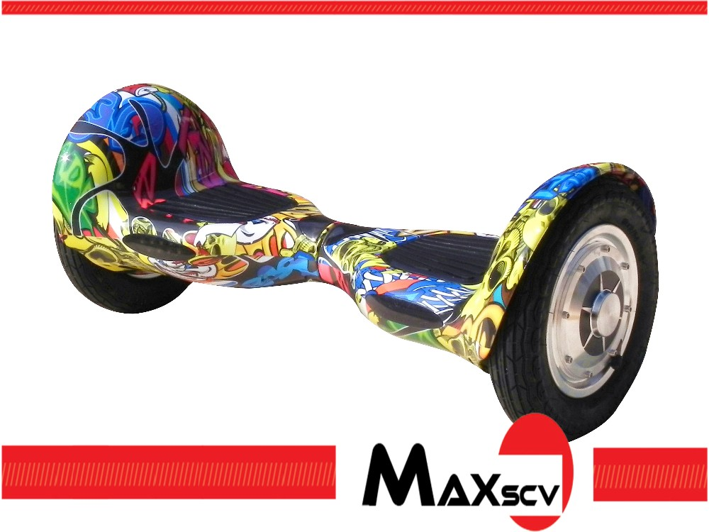 Max new design popular 10 inch wheels self Balance Scooter smart balance scooter two wheel