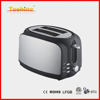 Toaster machine stainless steel kitchen toaster