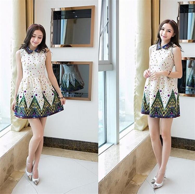 Casual Filipinas ropa vintage tela de la gasa de la manera-Vestidos casual-Identificaciu00f3n del ...