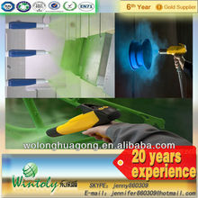 Environment friendly powder coating replace spray oil paint