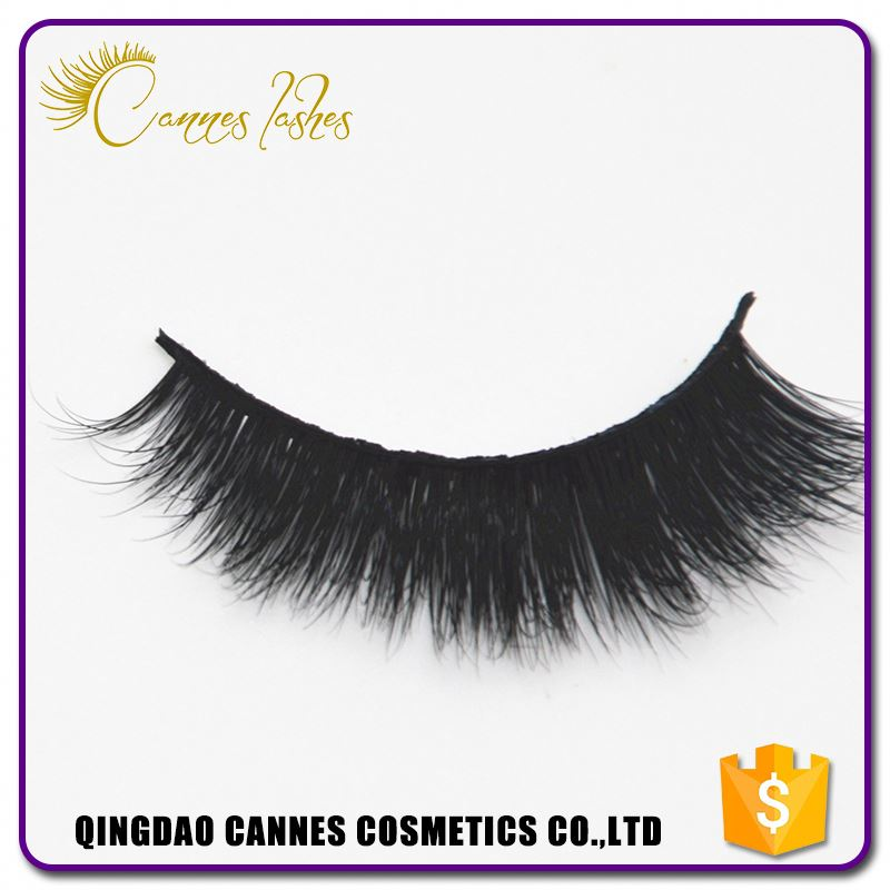 Natural Exquisite Siberian Fur 3D Real Mink Eyelash
