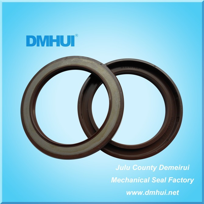 Hydraulic motor oil seal of parts