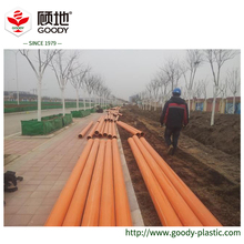 High quality Flexible Pvc Casing Capping Conduit Pipe , electrical gi conduit pipes