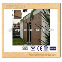 WPC Outdoor Wall Panel/Cladding