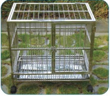 BD608 stainless steel dog cage
