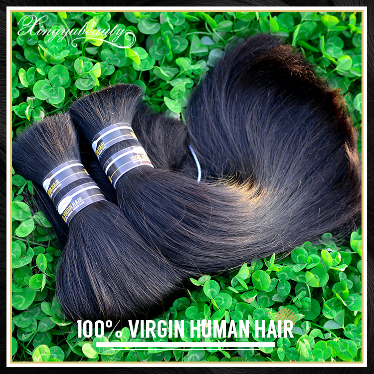 Beauty unprocessed brazilian virgin hair