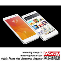 Xiaomi Mi4 best china super slim touch smart phone wifi slim big screen dual sim china china android handphone