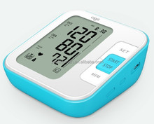 Automatic Digital Upper Arm Blood Pressure Monitor with Voice Broadcasting and One Key Operation Functions