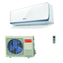 2018 new model cooling and heating DC inverter wall split air conditioner