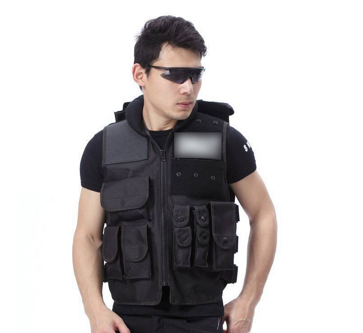 Light Weight Tactical Swat Uniform Vest For Sale Outdoor Airsoft