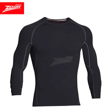 new arrival hot product well sold quality custom starter compression shirt
