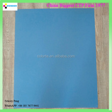 Digital Huaguang violet photopolymer ctp plates, Toyobo photopolymer plates