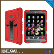 Ultra thin tpu pc case cover for iPad 2 3 4 with kickstand case