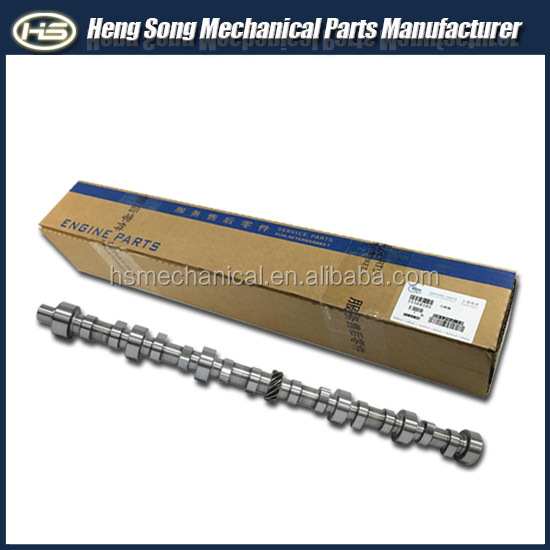 Excavator engine parts camshaft for Isuzu 6BD1 engine