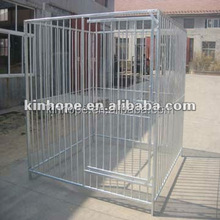 heavy duty fence dog kennel