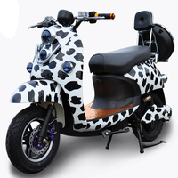 Cool Powerful Electric Motorcycle 1500W