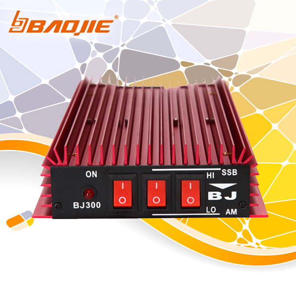 BAOJIE BJ300 HF Power Amplifier with 50W Output Power