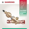 Sanrong SEY-250 Electronic Expansion Valve, ETS250 034G2002 for Carrier 30XA 30XQ 30XW Chiller