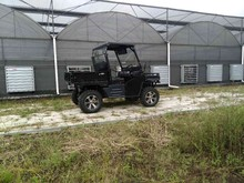 2 seater electric utility vehicles 4x4 without maintenance all season
