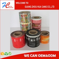 High Quality Multilayer Food Packaging Plastic Roll Film