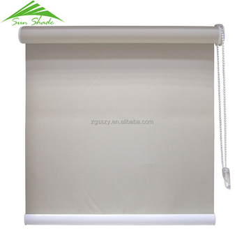 Custom Size Roller Blinds Blackout/Manual Solar Chain Roller blinds