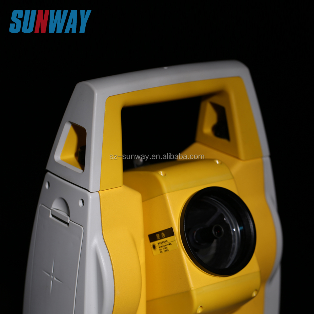 French language total station