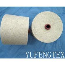 Cotton / Flax 85 / 15% Ne 20s Yarn for weaving