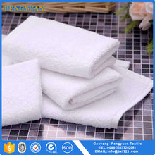 china manufacturer cotton plush disposable hand towels for bathroom